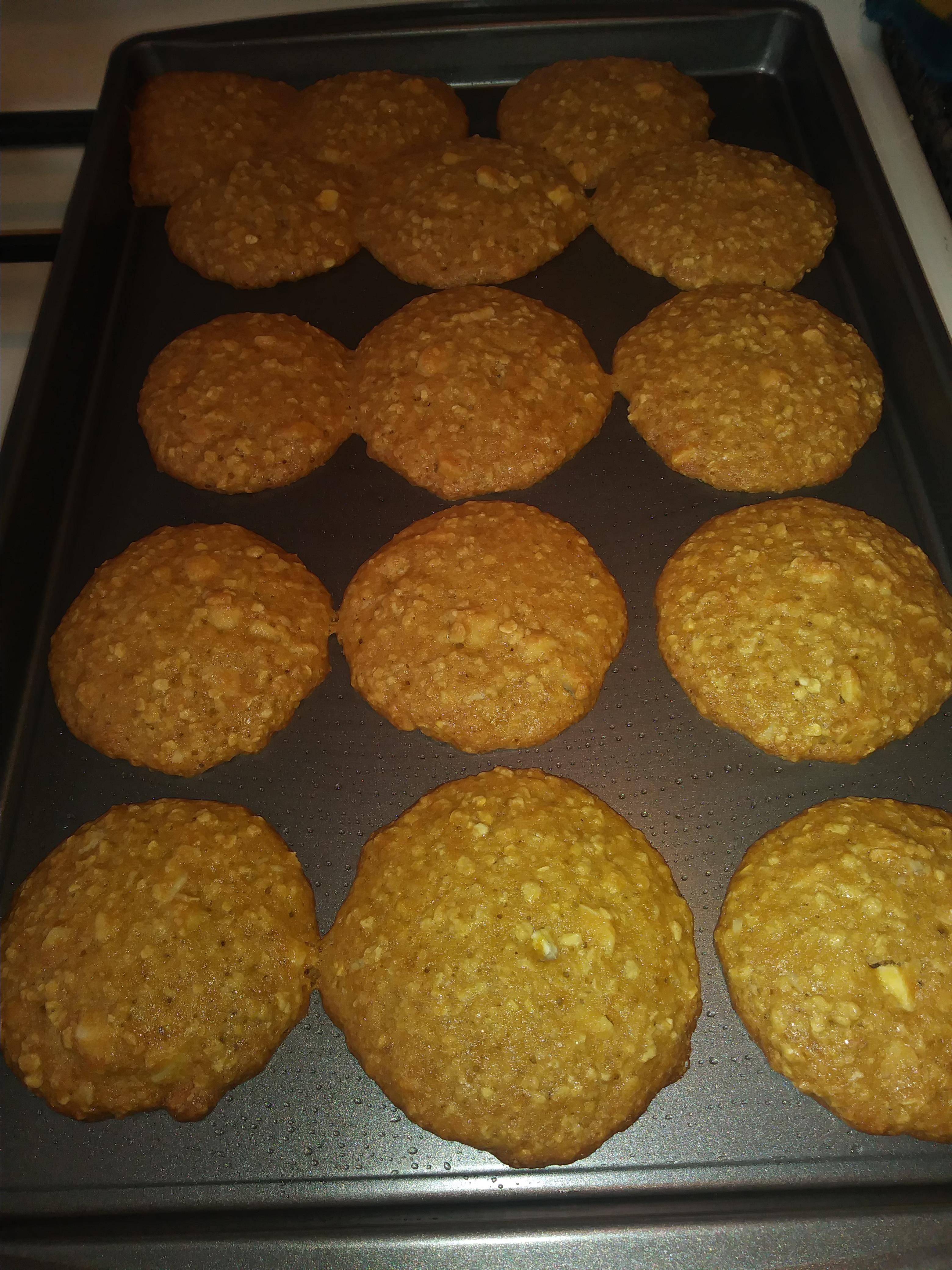 Cowgirl Cookies Betty