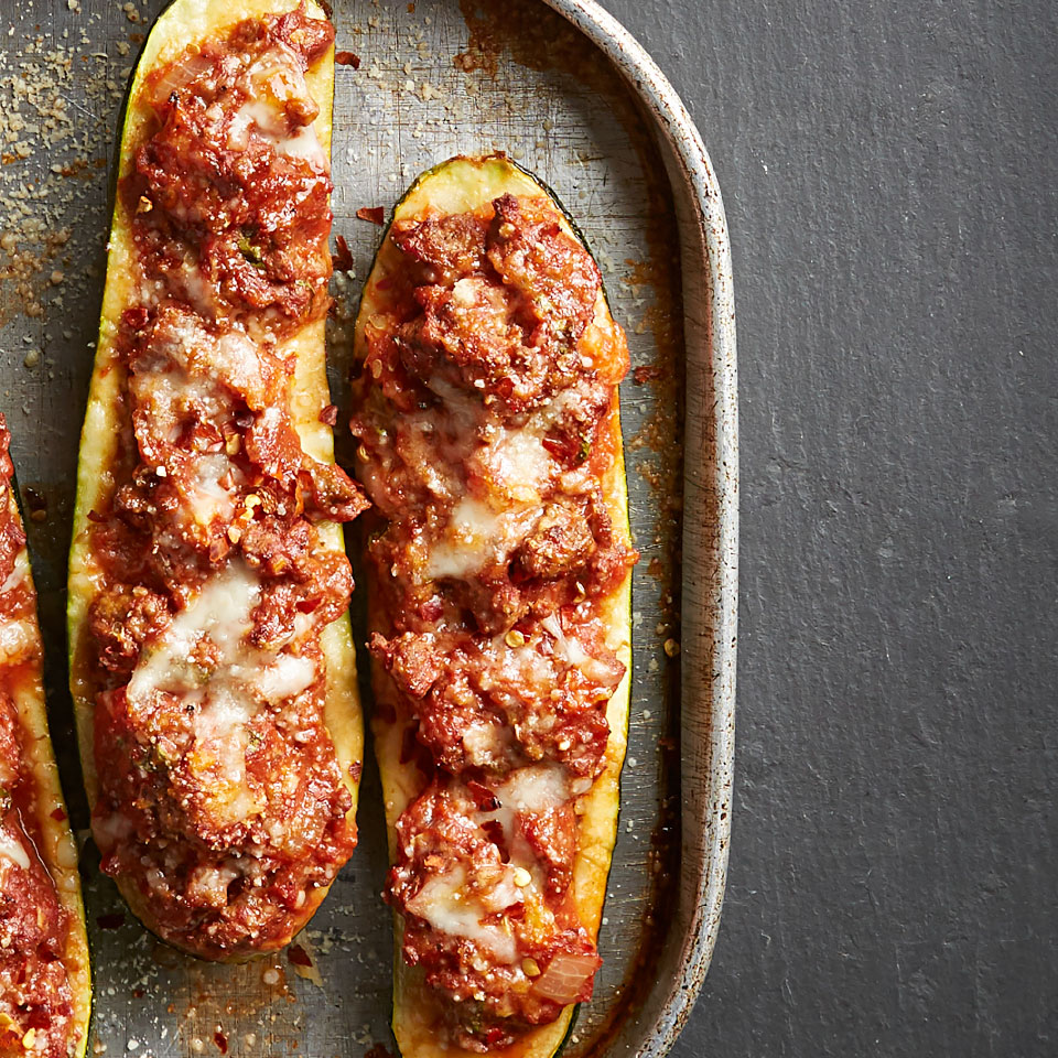 Zucchini Parmesan Trusted Brands