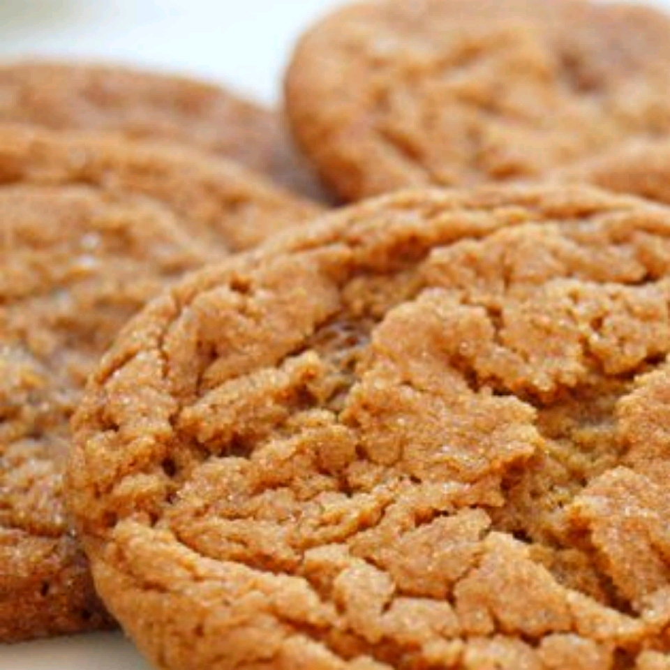 Easy to Make Ginger Cookies