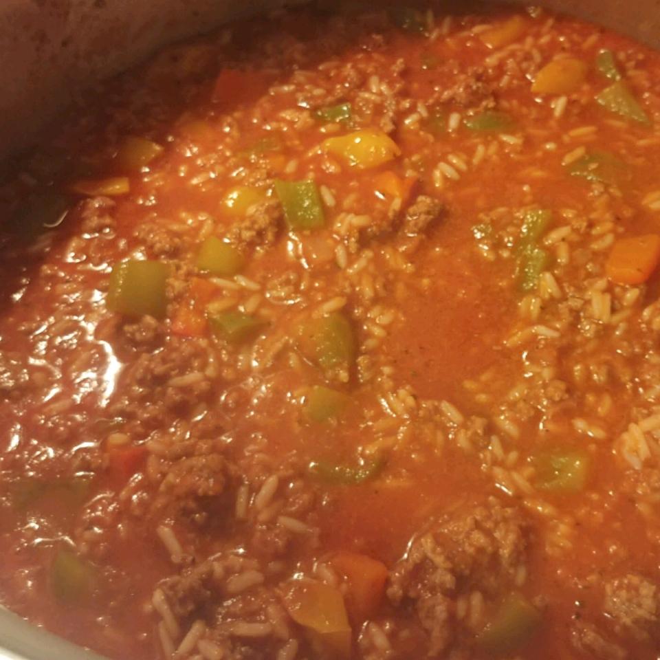 Stuffed Pepper Soup I
