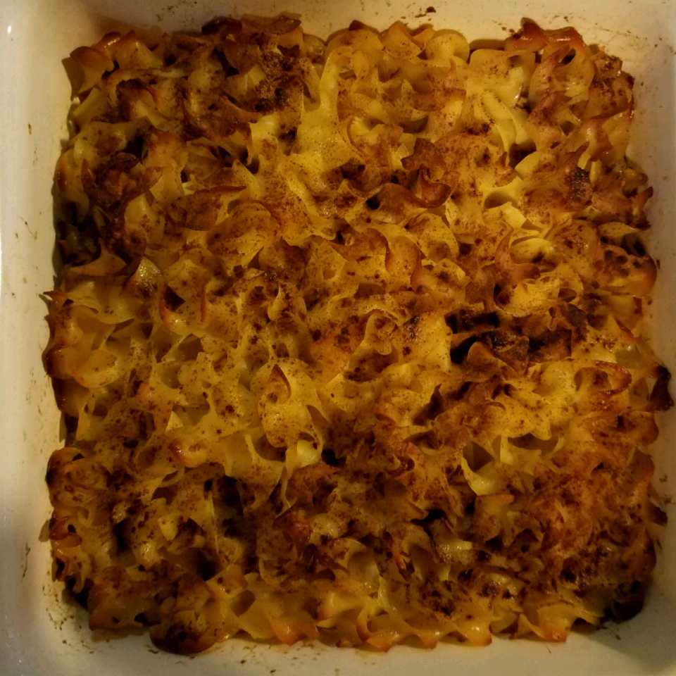 The Best Ever Classic Jewish Noodle Kugel PCHO