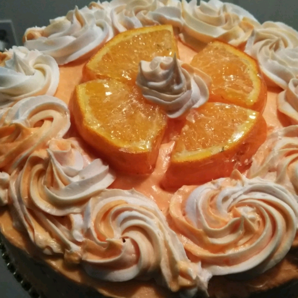 Orange Creamsicle® Frosting