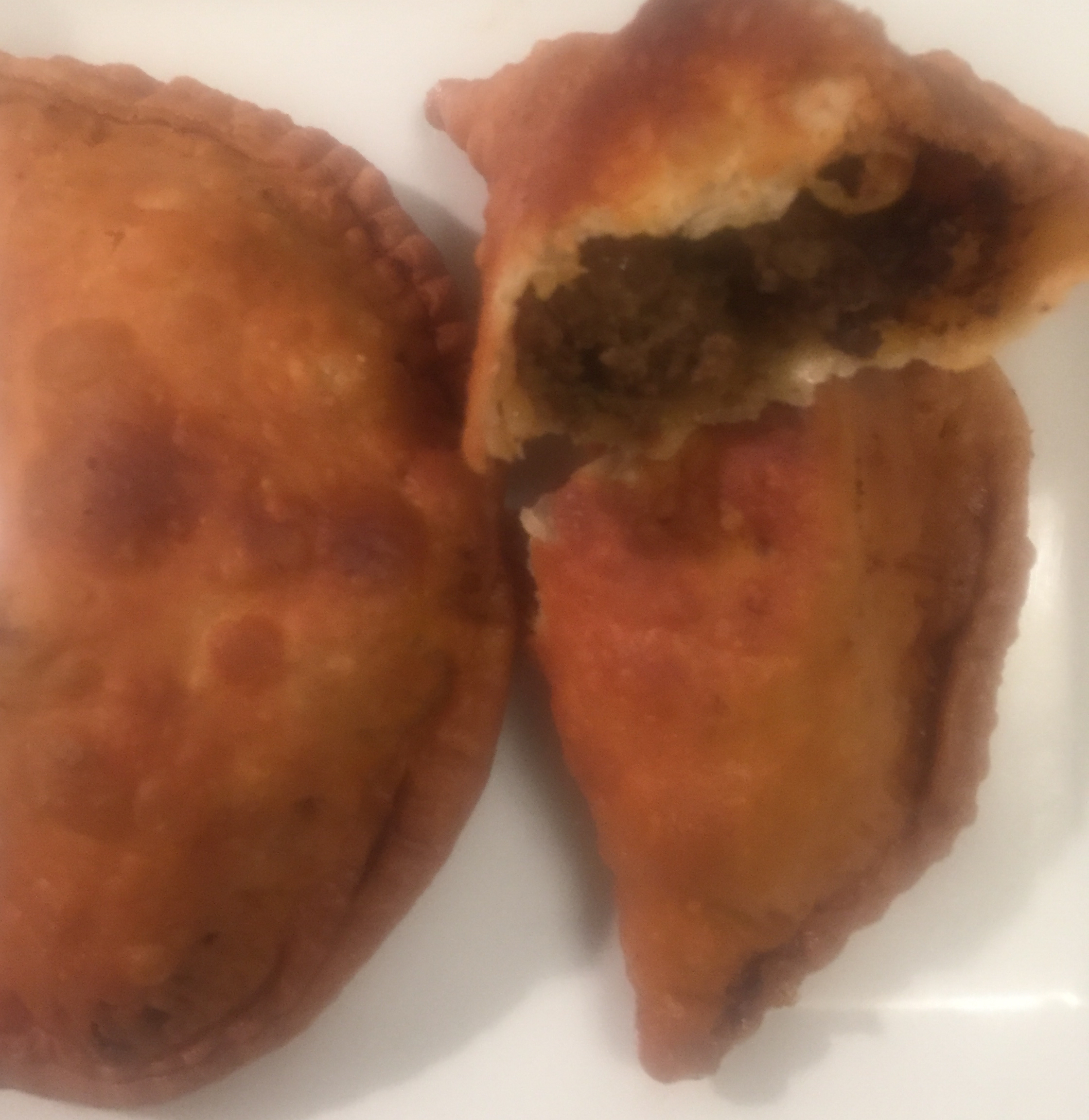 Empanadas (Beef Turnovers) Alex Ruiz