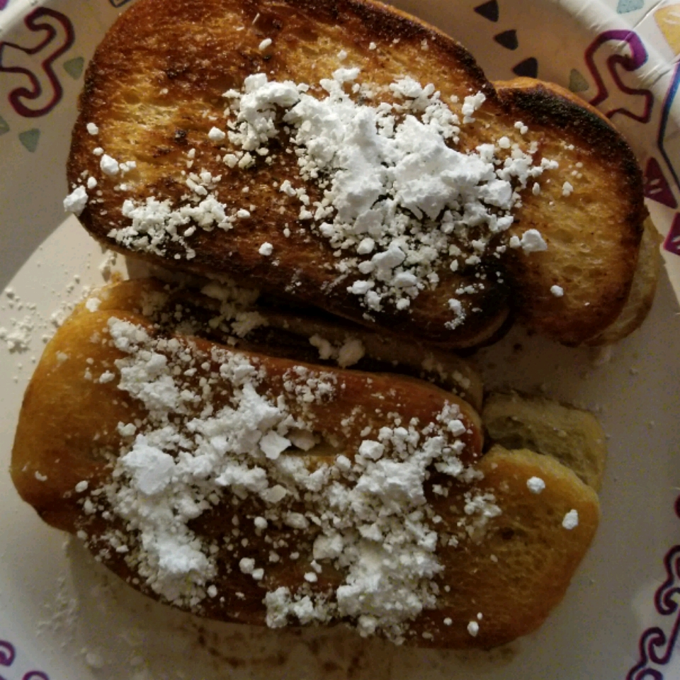Nutella®-Stuffed French Toast