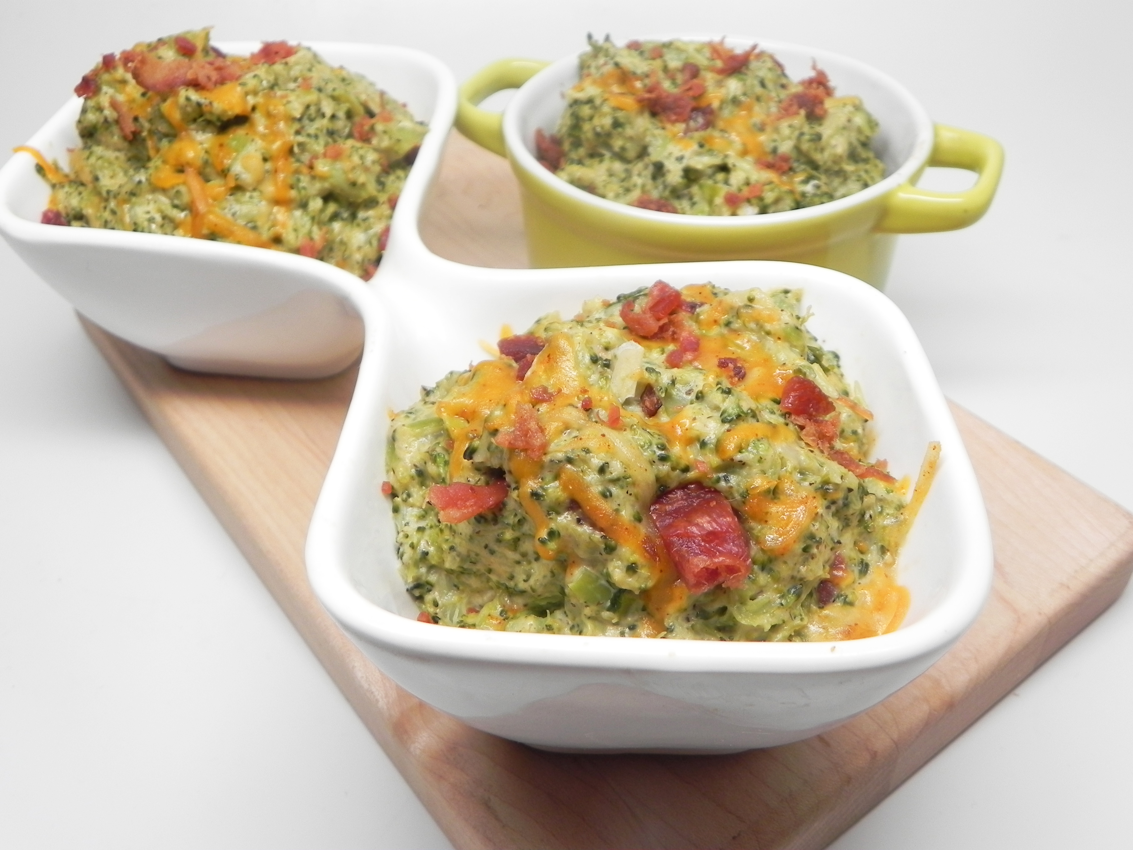 Instant Pot® Loaded Broccoli Mash