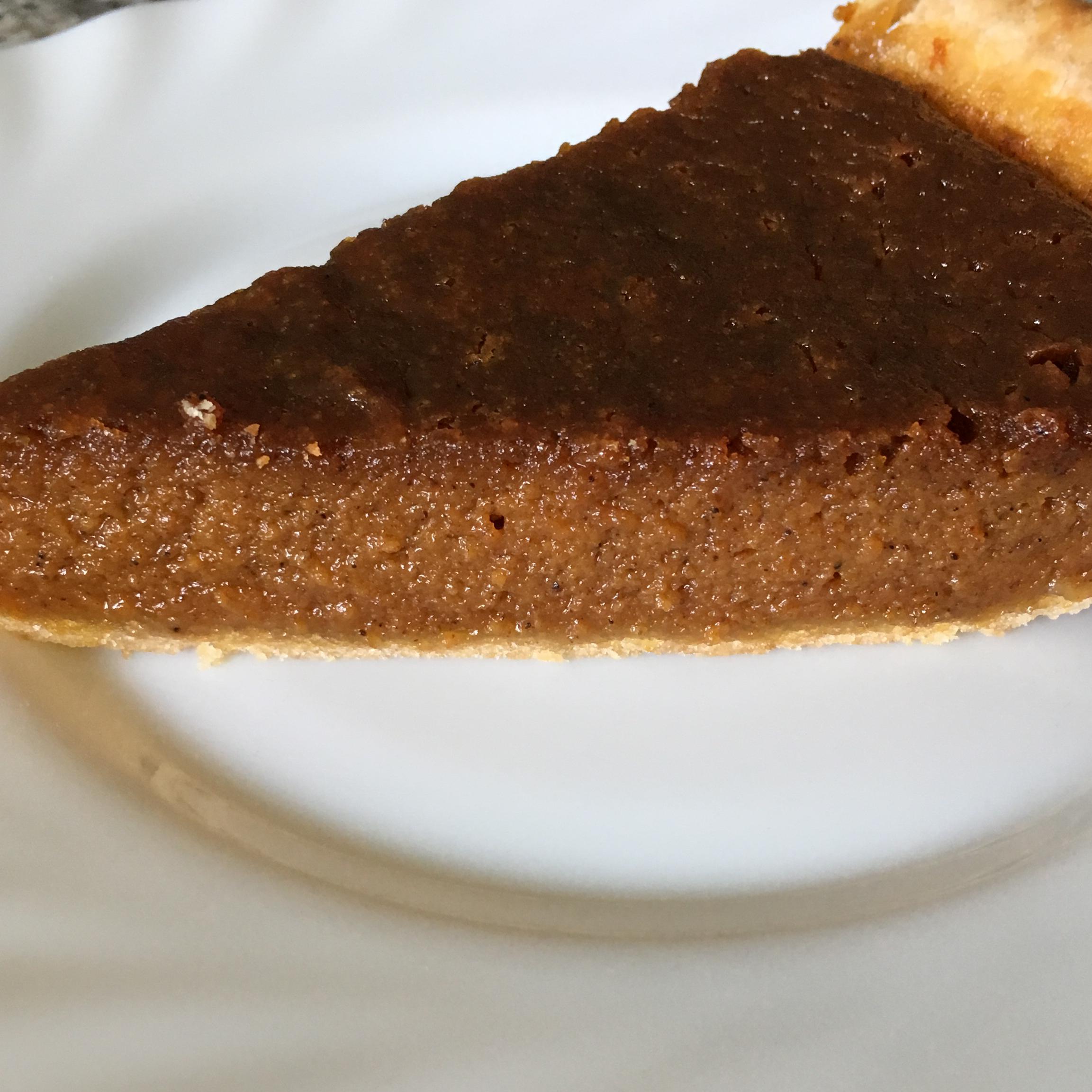 Carrot Spice and Walnut Pie Tami Demayo