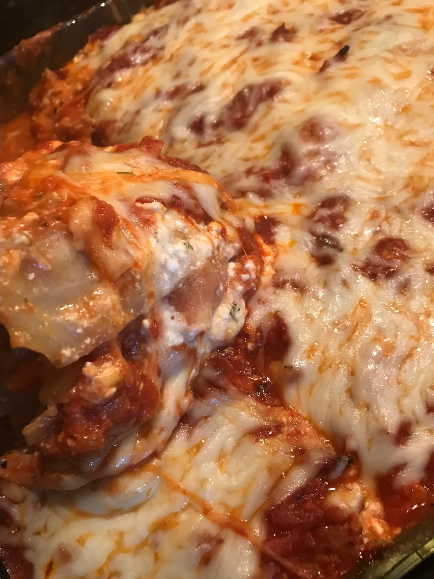 Cabbage Lasagna Linda N from Ohio