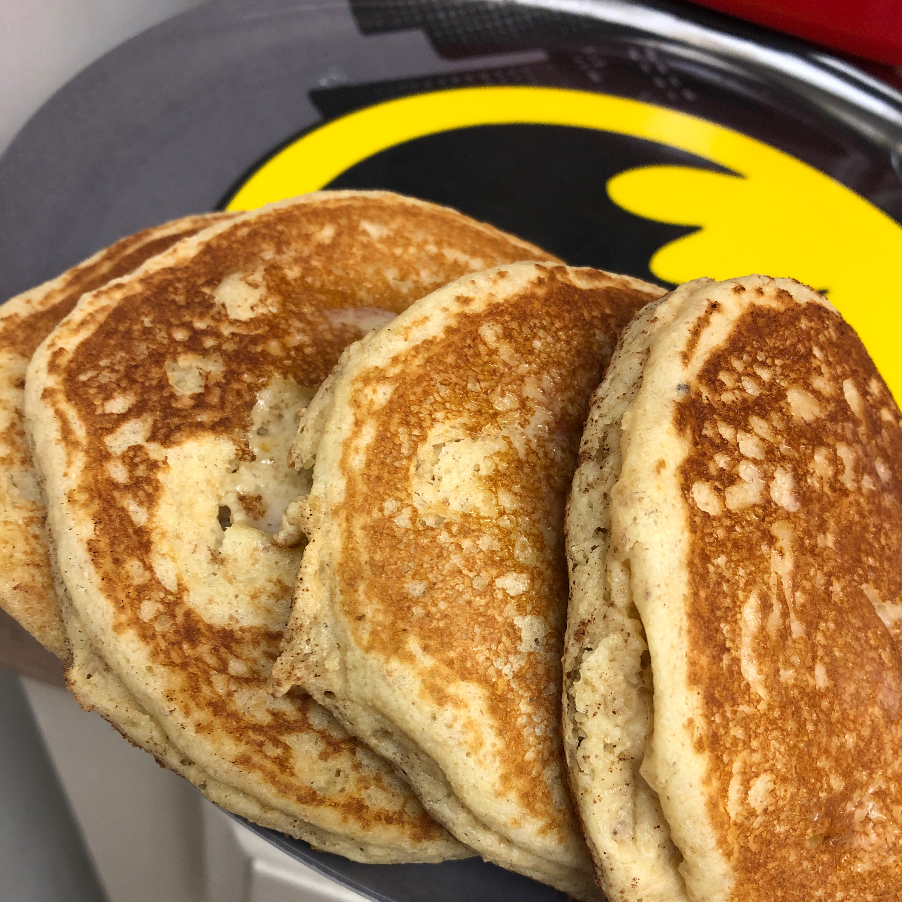 Gluten-Free Fluffy Pancakes Carrie Crawford