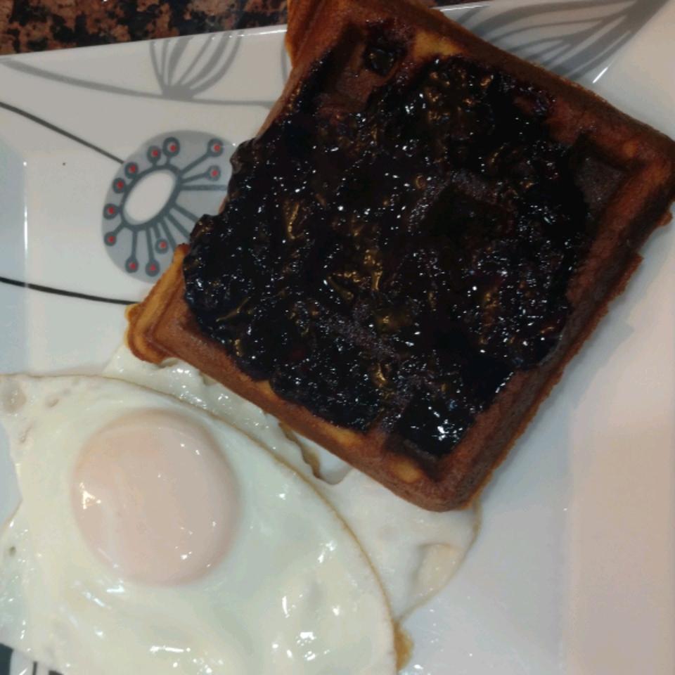 Almond Flour Waffles Ereka Rambur