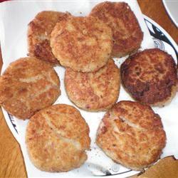 Manuela's Fish Cakes REBOLLODAVIES