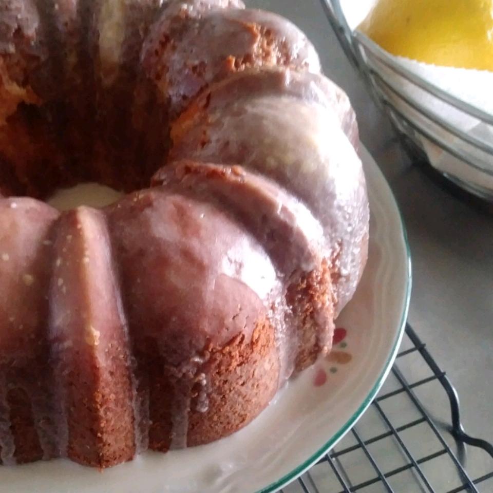 Lemon Cake From Scratch Foi