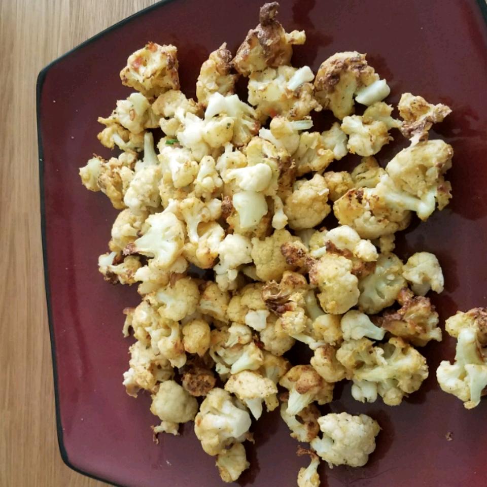 Fried Cauliflower (Egyptian Style) ncf