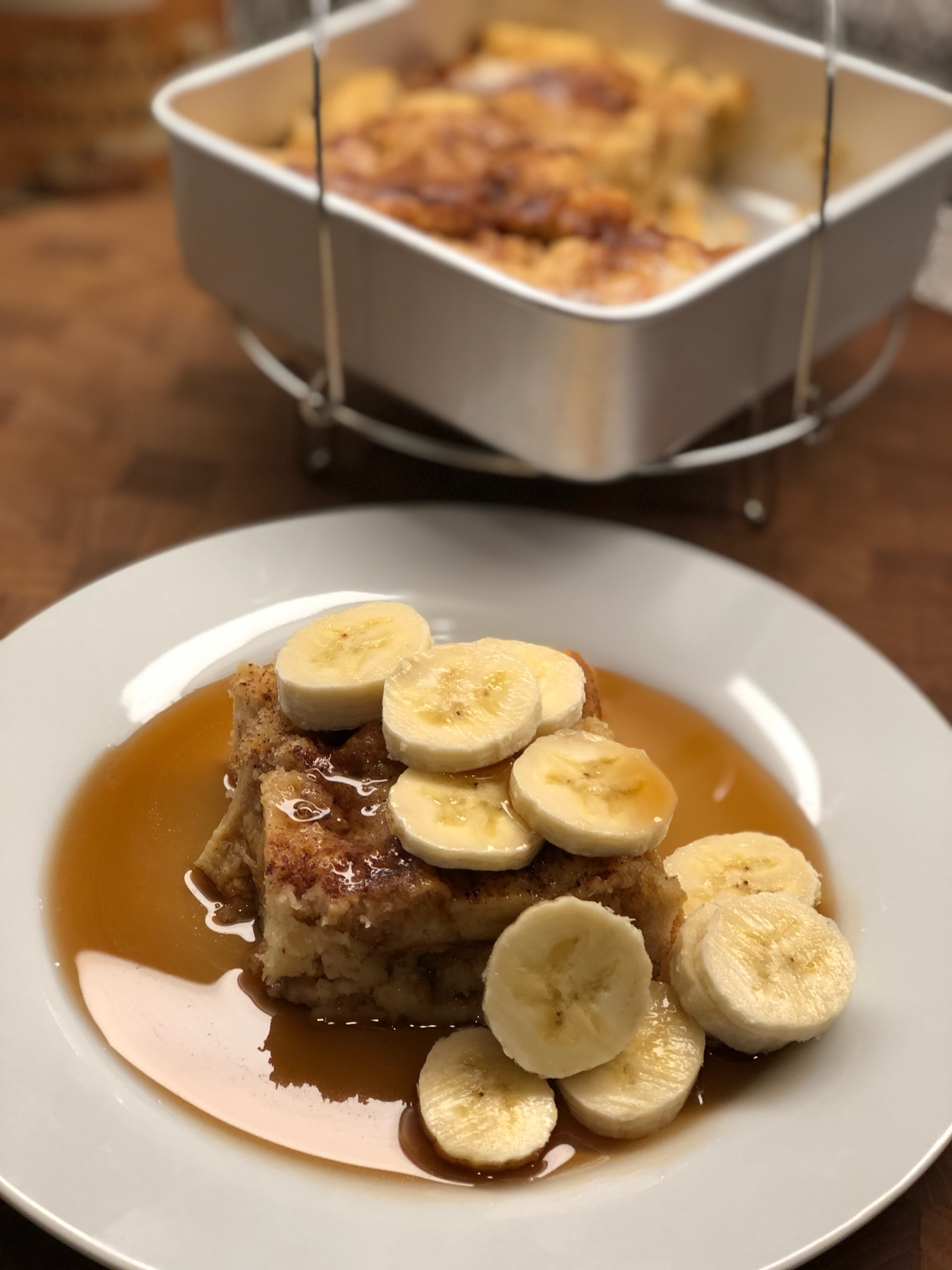 Instant Pot® French Toast Casserole