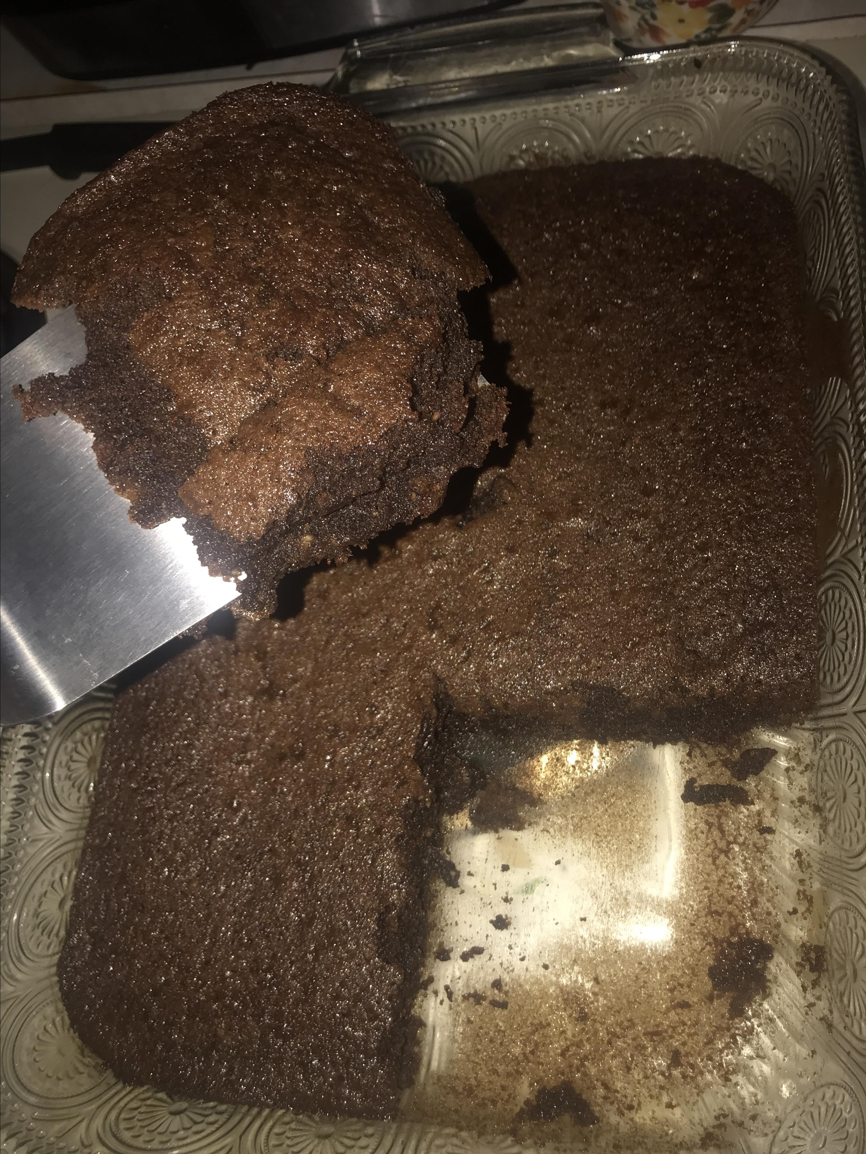 Hot Cocoa Brownies Audrey Challender