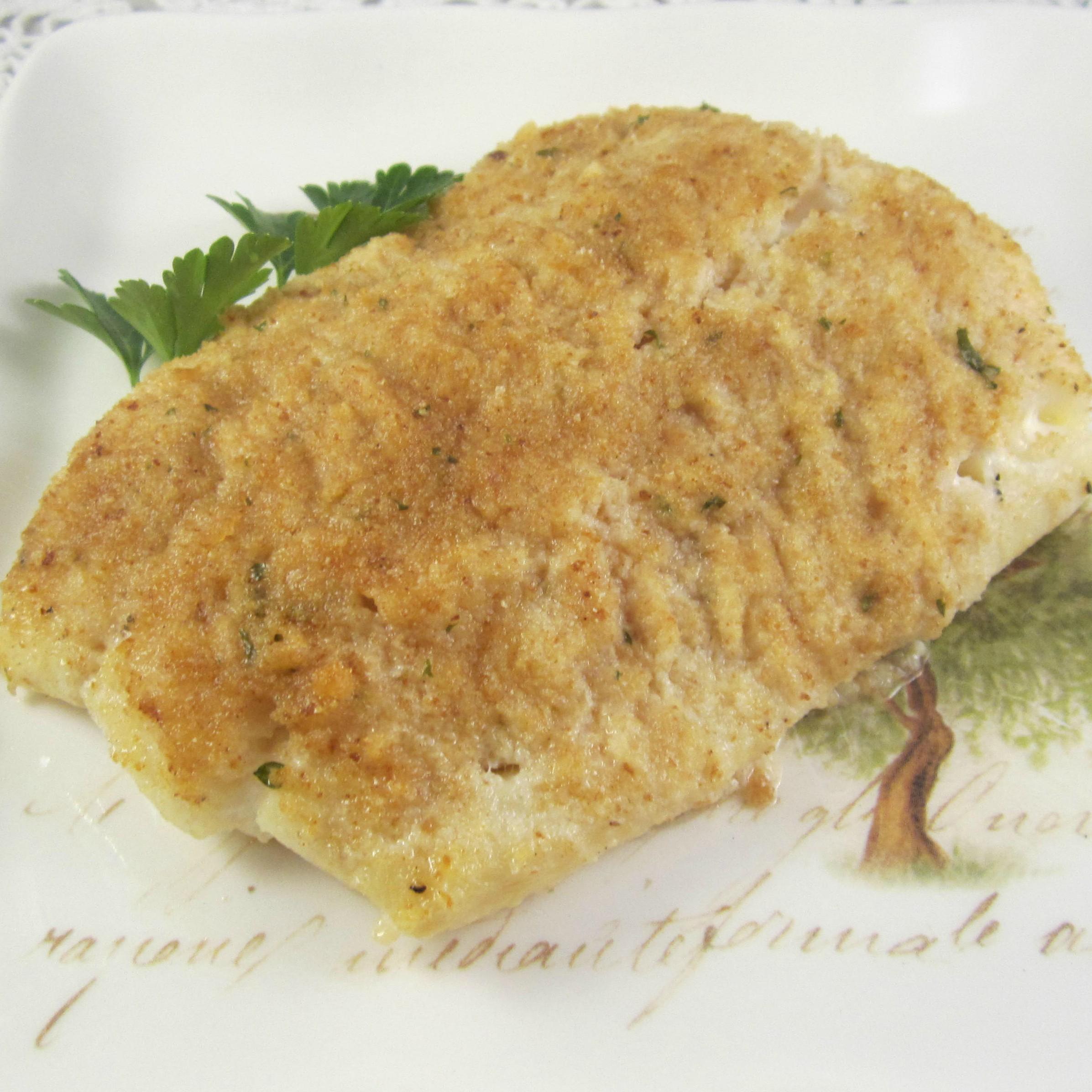 Easy, Excellent Baked Flounder Deb C