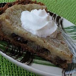 raisin sour cream pie recipe