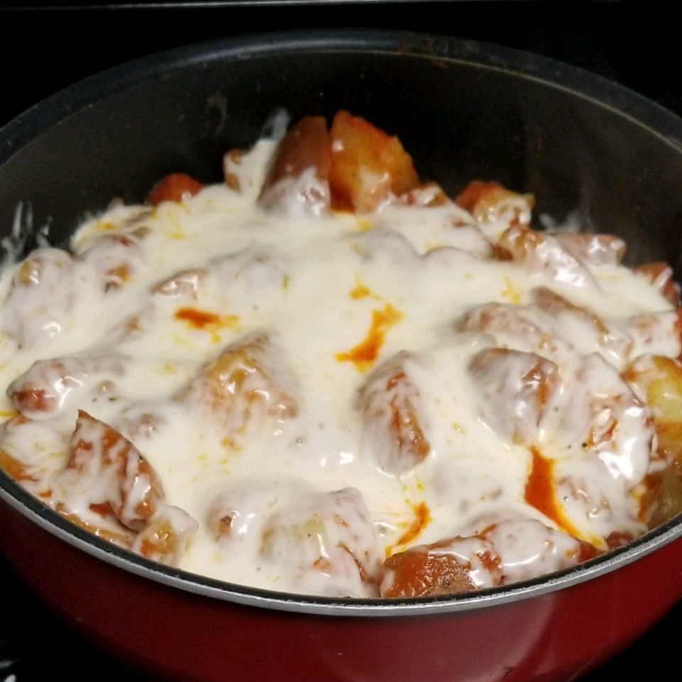 Slow Cooker Pizza Potatoes DadsCooK2