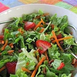 romance in a bowl salad recipe