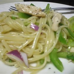 Chicken Poppy Seed Pasta Salad natalieR