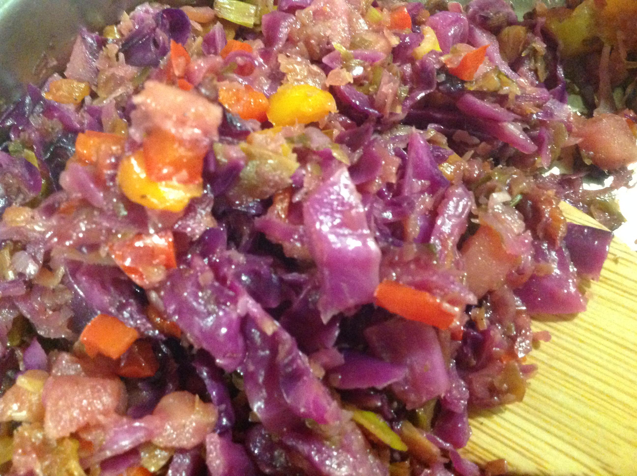Blaukraut (German Red Cabbage) Kendra Vanessa Wilt