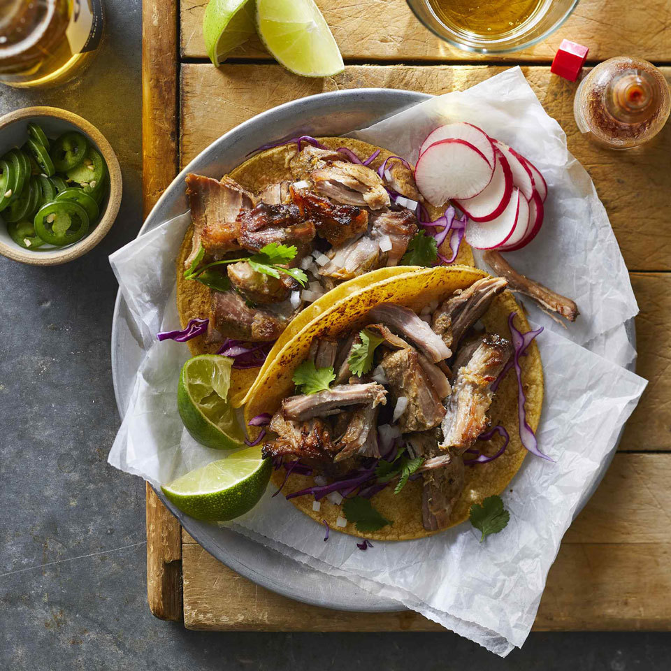 Sous Vide Carnitas Devon O'Brien