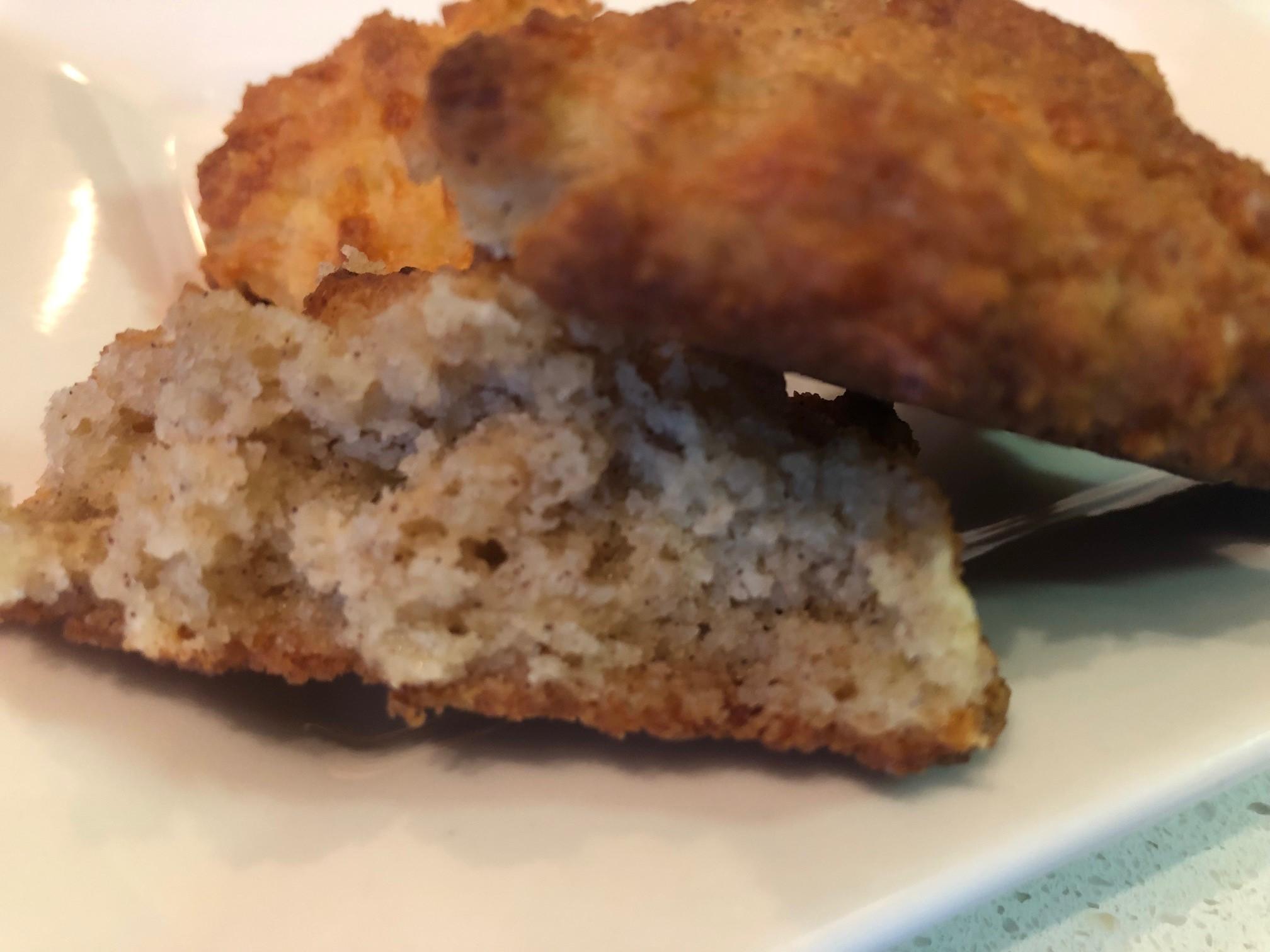 Keto-Friendly Cinnamon Biscuits