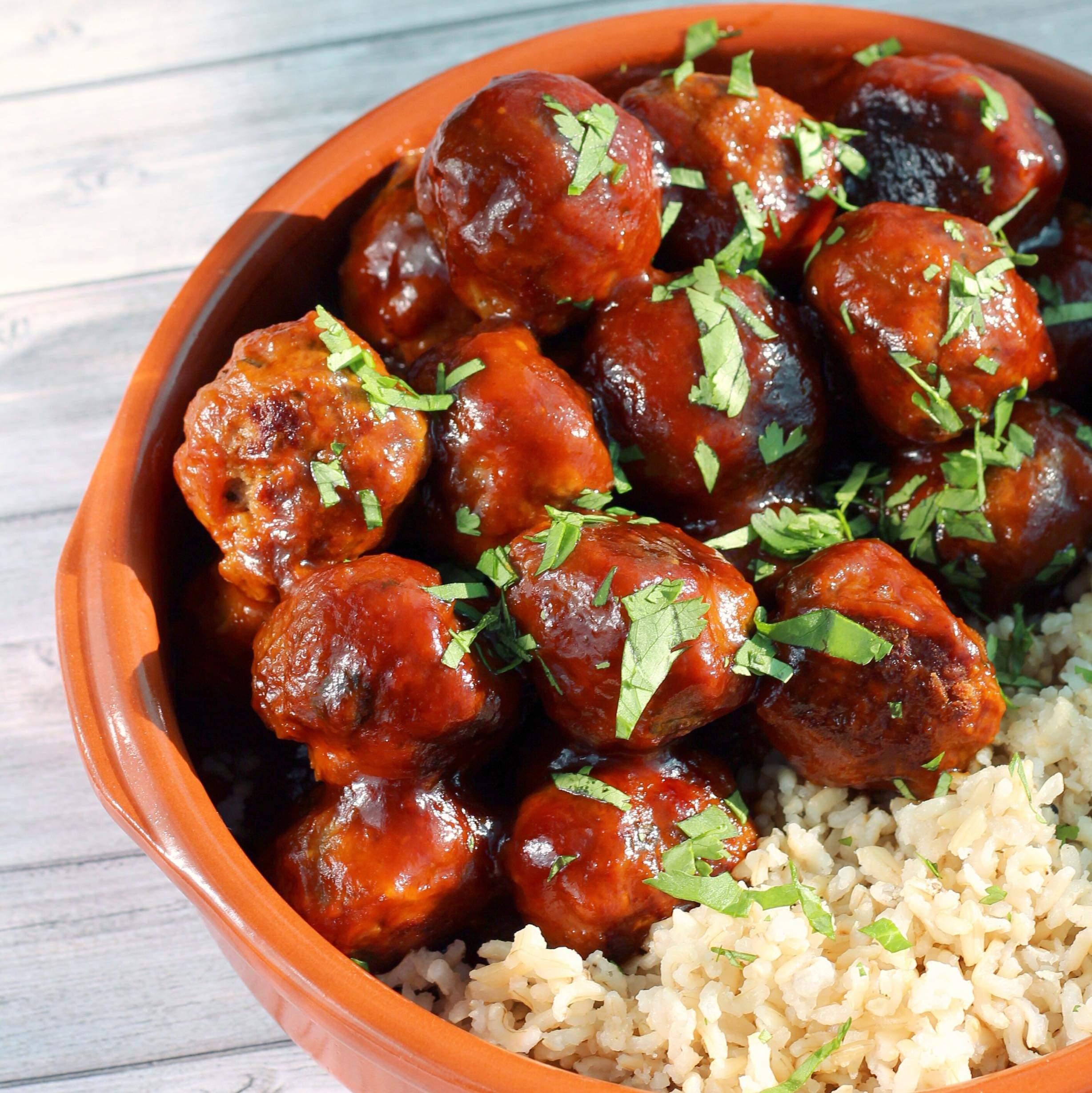 Easy Instant Pot® Cocktail Meatballs Buckwheat Queen