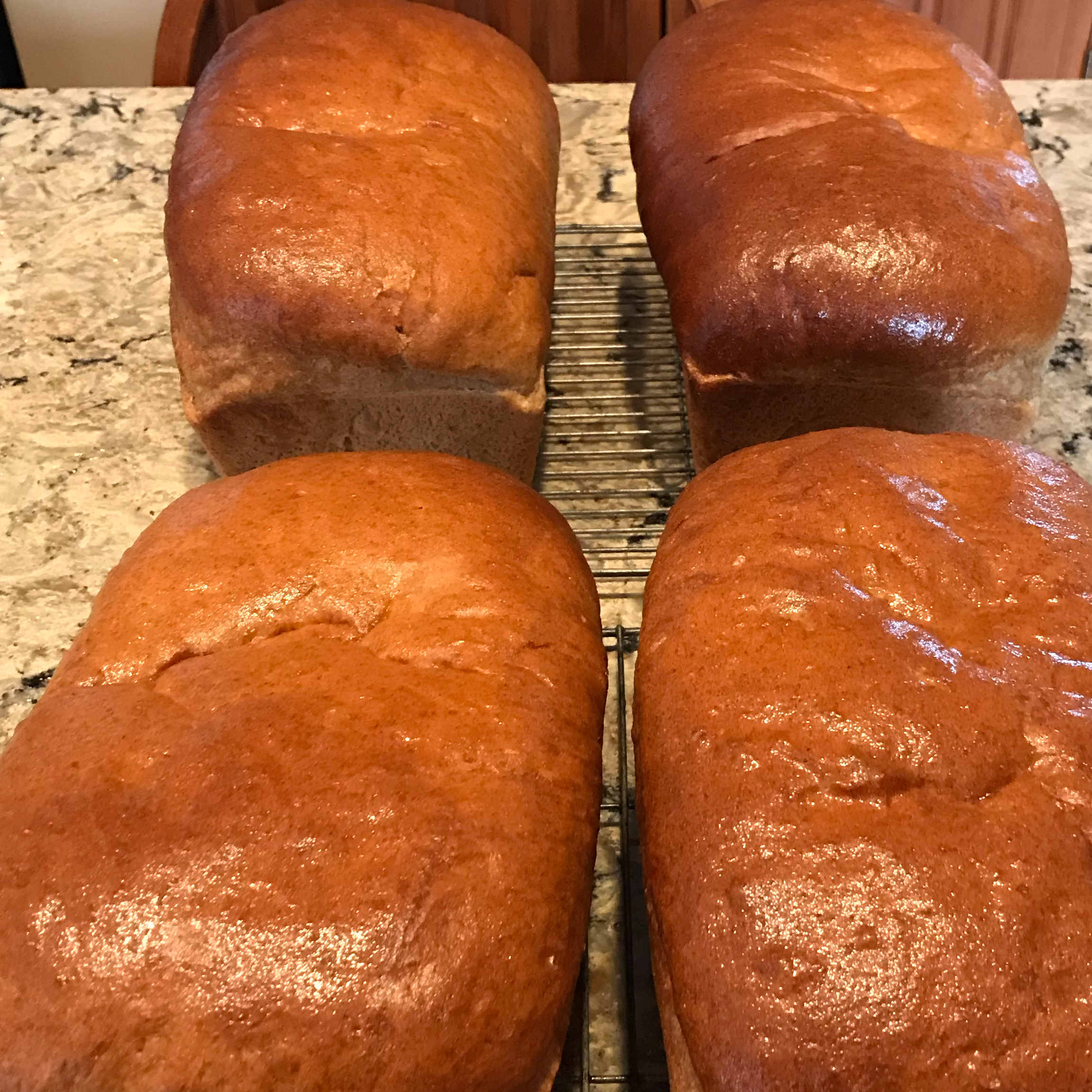 Whole Wheat Bread II Ruth Uitto