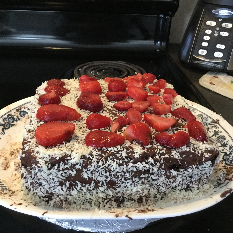 Gluten-Free Moist Chocolate Cake MsDee55