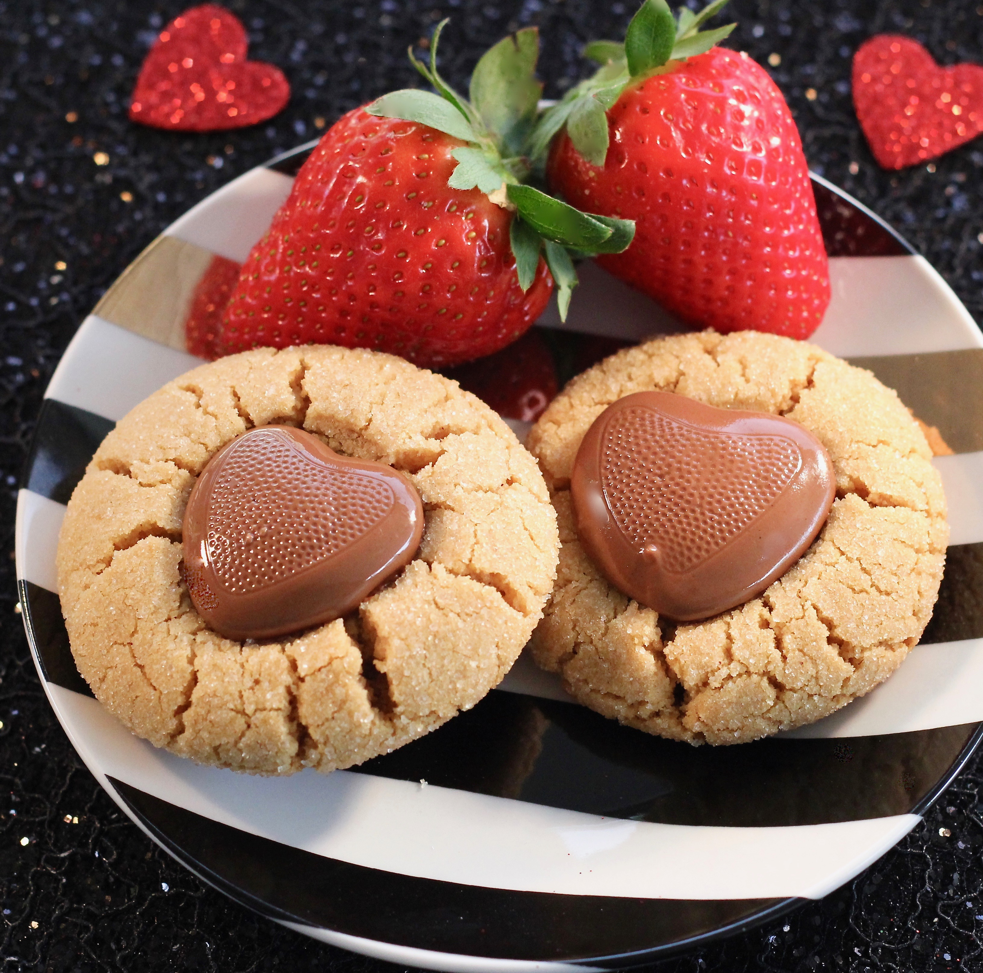 Mary's Peanut Butter Blossoms