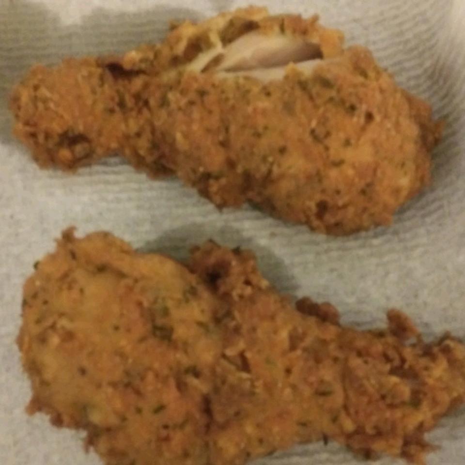 Garlic Chicken Fried Chicken Christopher Delich