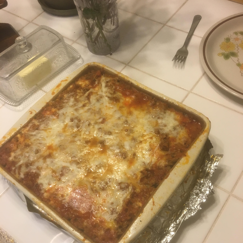 RAGÚ® No Boiling Lasagna