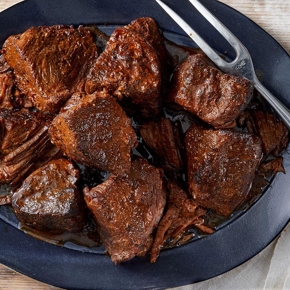 4-Way Beef Roast Diabetic Living Magazine