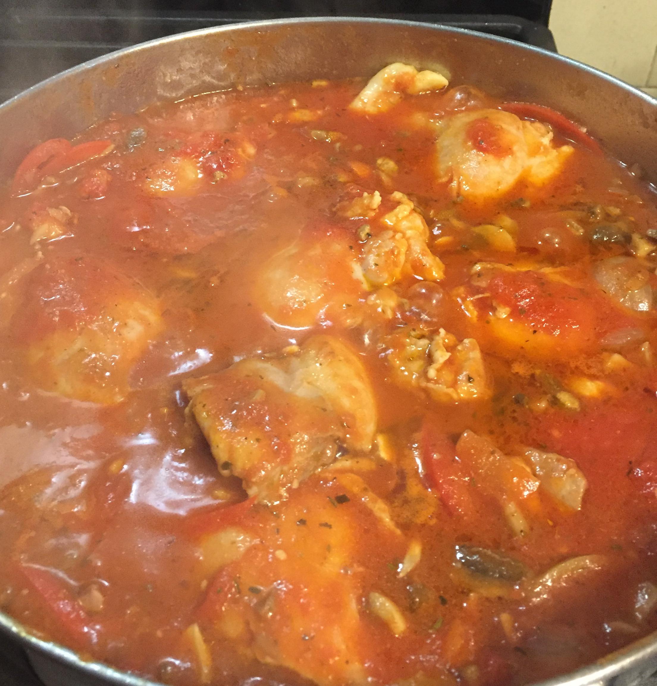 Quick Chicken Zingarella Kelly Lowell Florenz