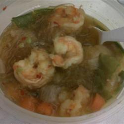 Shrimp Noodle Soup naijachop