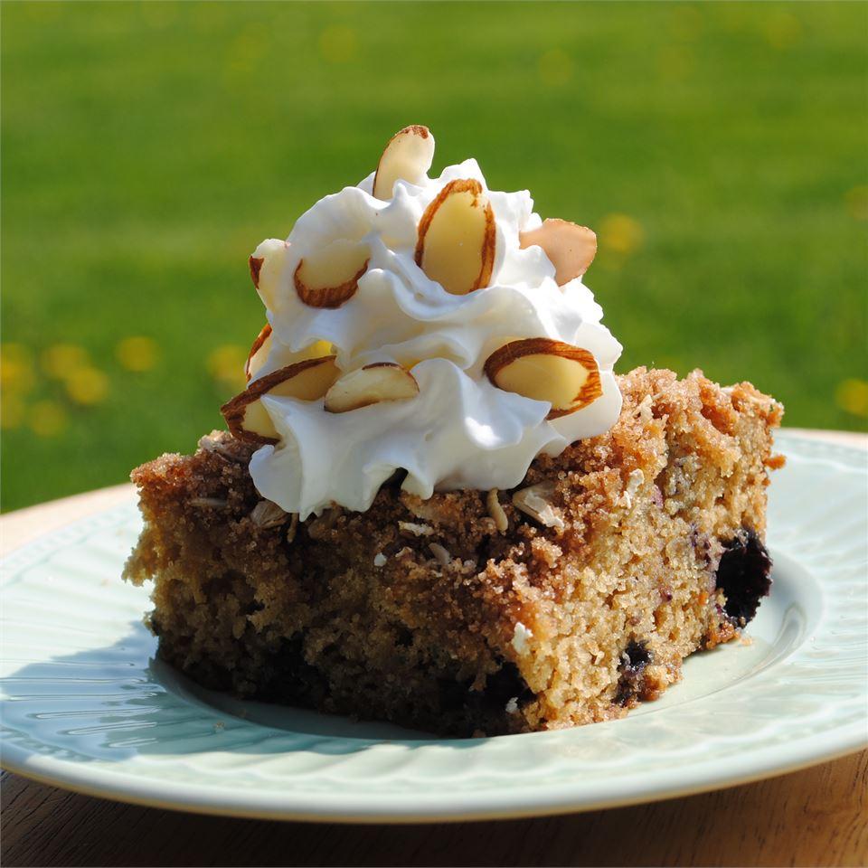 Huckleberry Cake Pam Ziegler Lutz