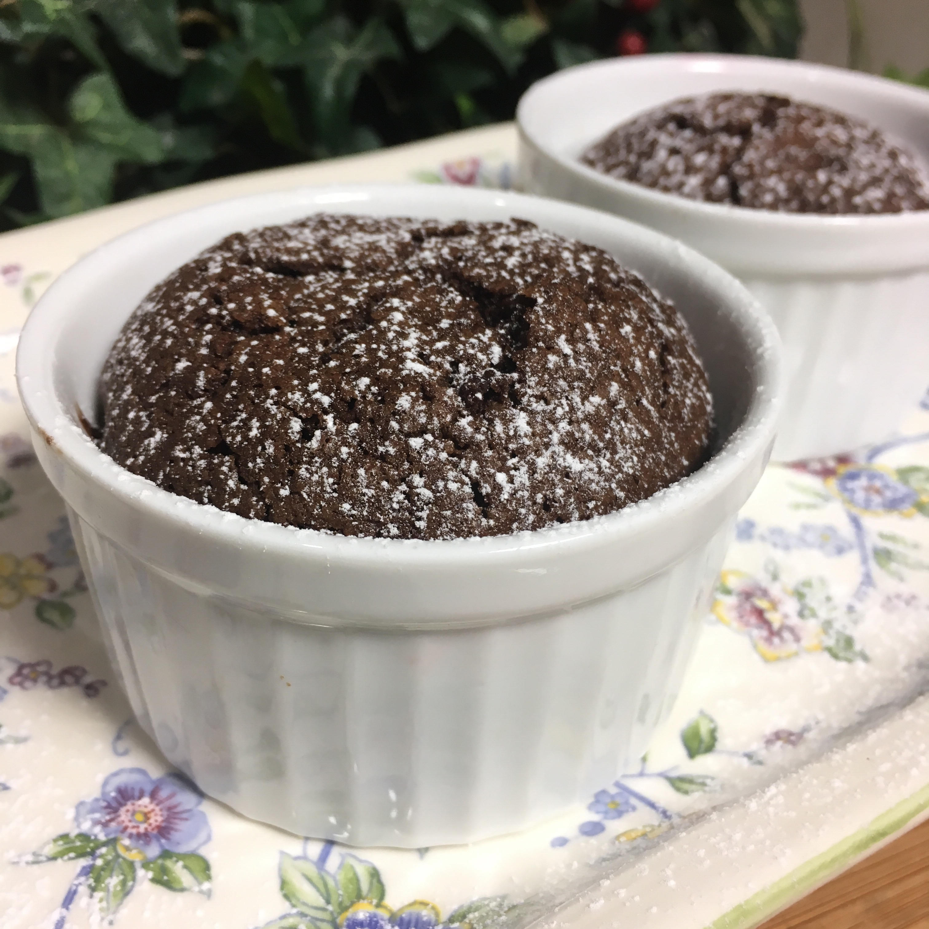 Ooey Gooey Brownies for Two CARRIANNE22