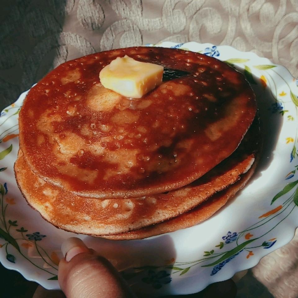 Spelt Pancakes Suchita Poojary