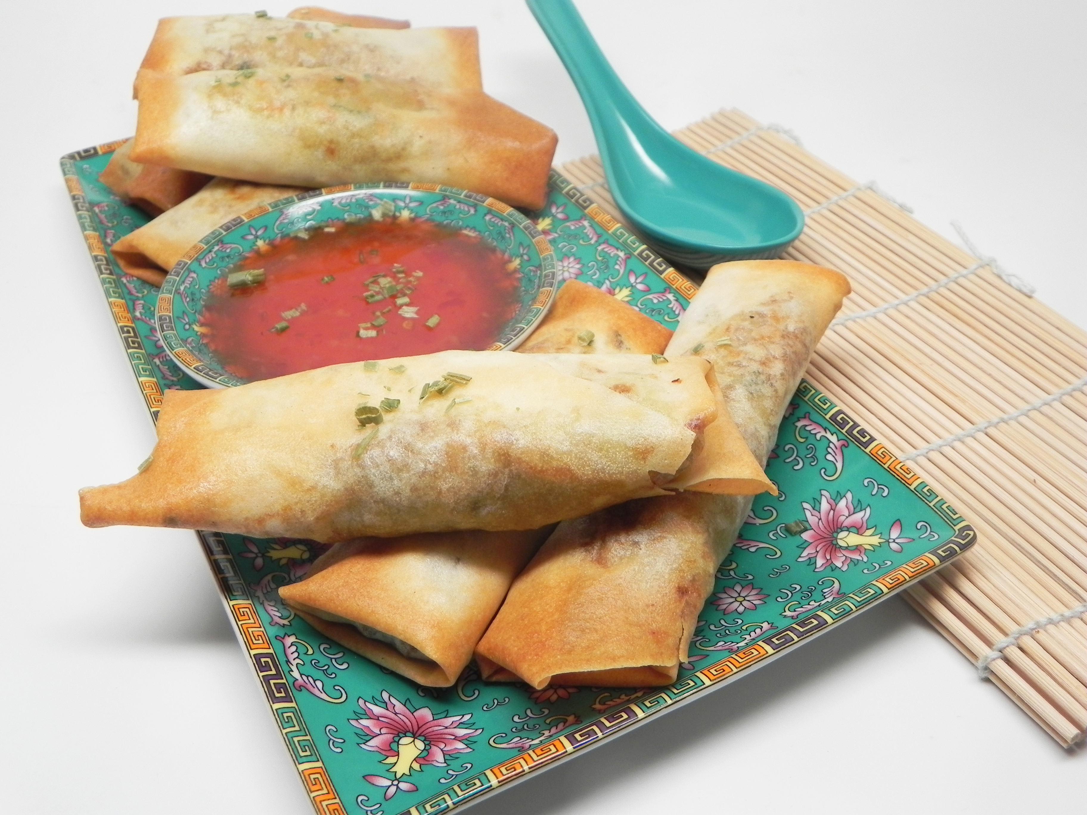 Air Fryer Lumpia