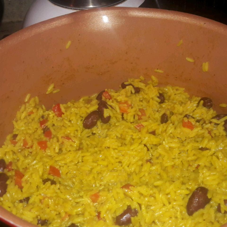 Cindy's Yellow Rice