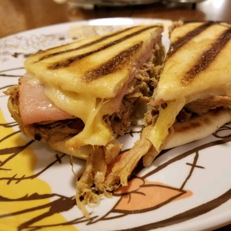 Grilled Cuban Bunini Sandwich Kelsey Kulp