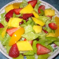 The Really Good Salad Recipe with Pieces of Fruit BOOTS582