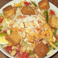 Green Salad Holly J Chadwick