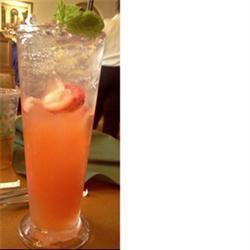 Strawberry-Mango Limonata