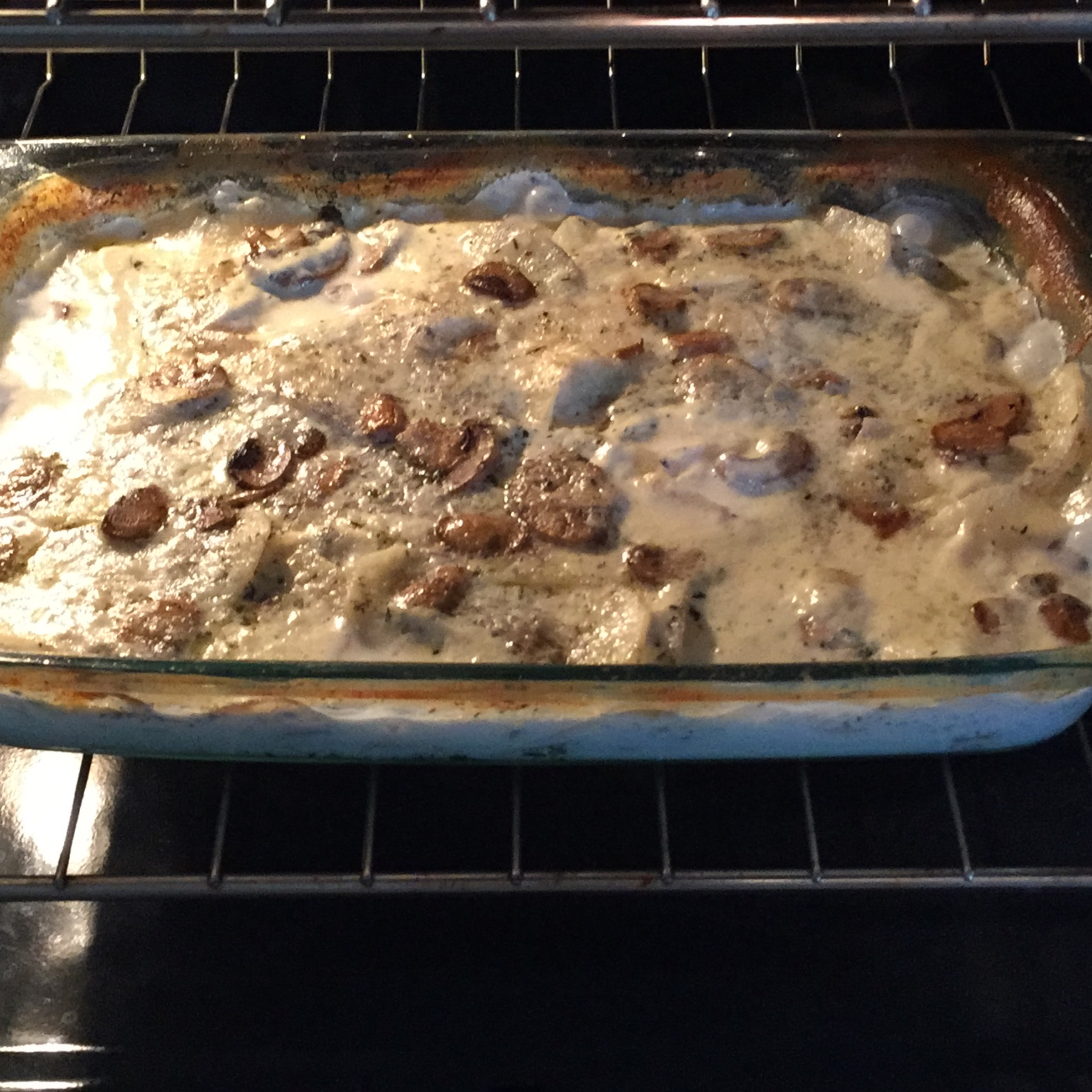 Chef John's Truffled Potato Gratin Sherry Giampino