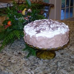 Perfect Chocolate Cake JudyTubbs