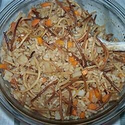 fairy godmother rice recipe
