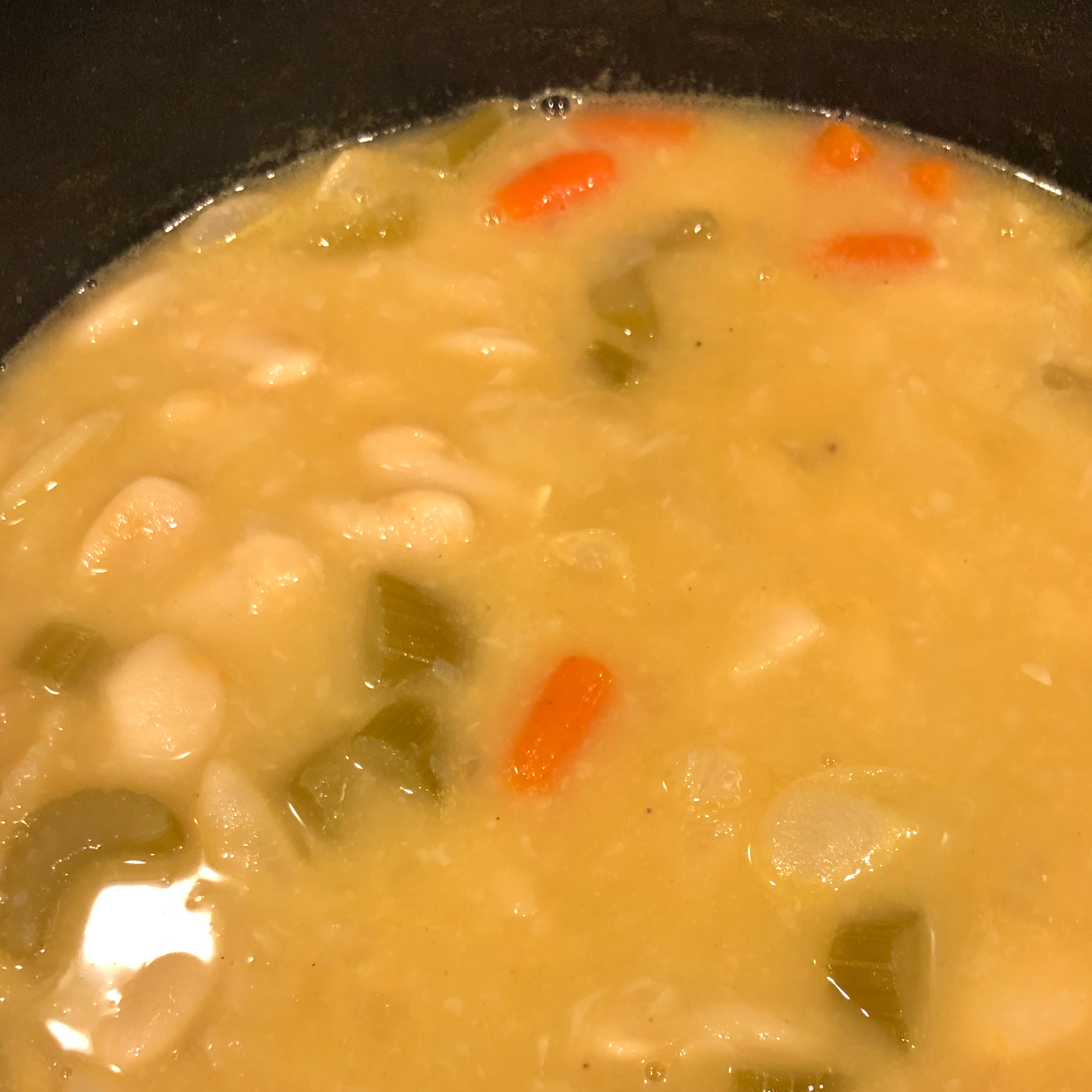 Luscious Lima Bean Soup Skirts