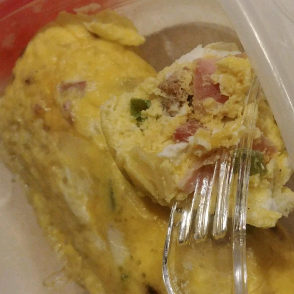 Easy Omelet in a Bag