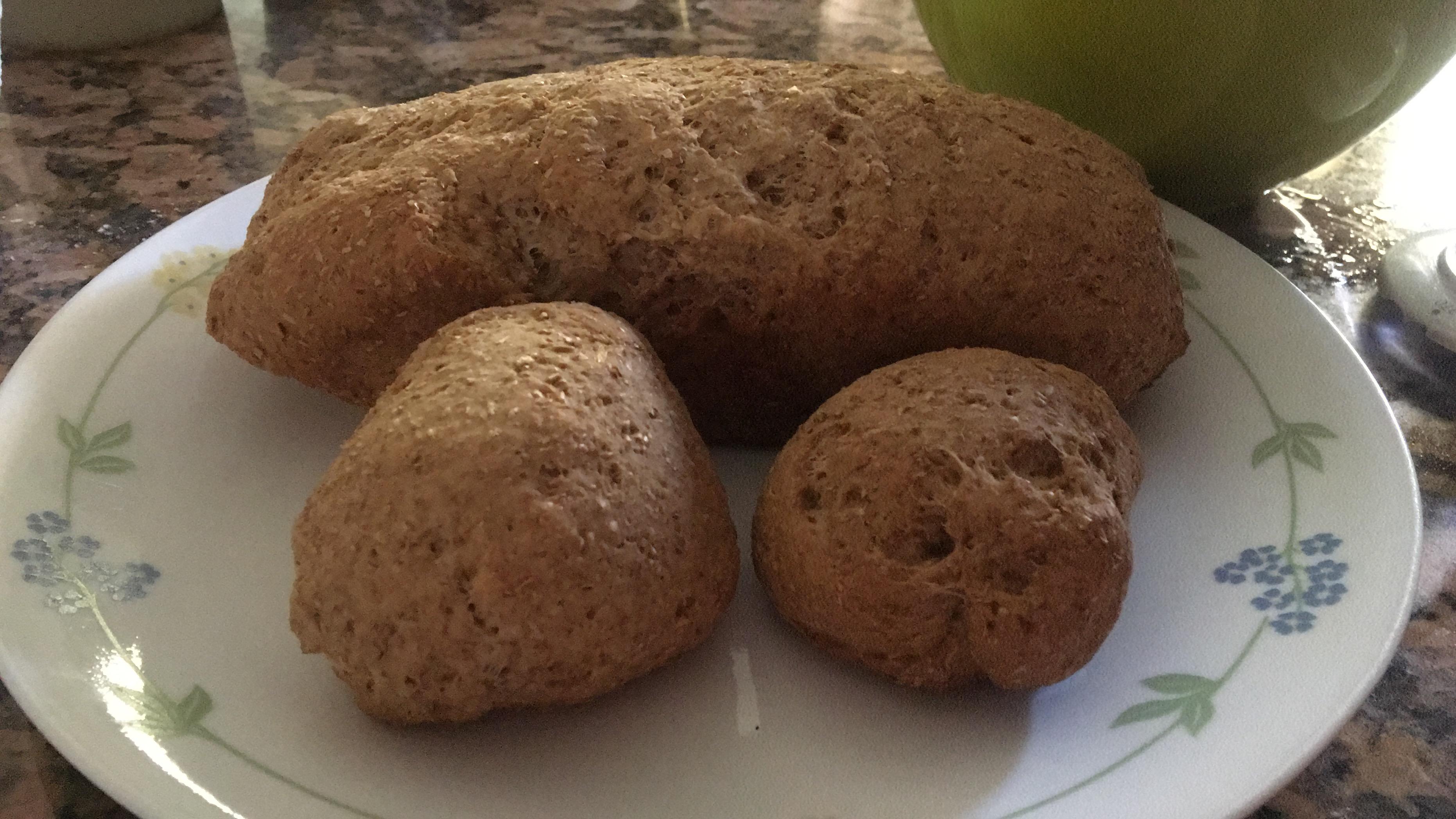Whole Wheat Bread III claudia lardizabal